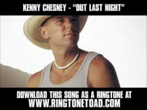 Kenny Chesney - Out Last Night [ New Video + Lyrics + Download ]