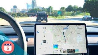 Tesla Model 3 Autopilot Experience