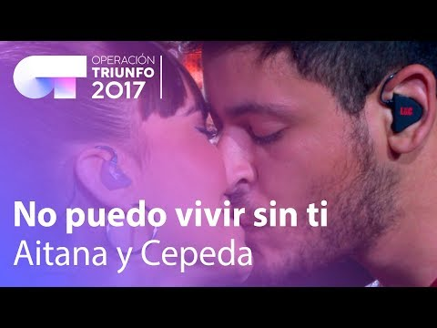 Aitana Y Cepeda - 'No Puedo Vivir Sin Ti' | OT Concierto Bernabéu