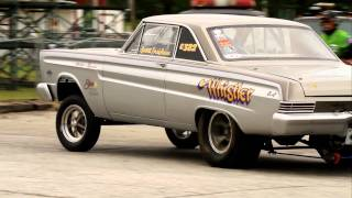 """The Whistler"" Nostaglia Hilborn Injected Mercury Comet"