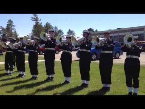 HEART OF OAK: Sea Cadet Drum & Bugle Bands 2014