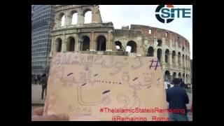 "Messaggi ISIS a Roma e Milano ""SIAMO TRA VOI"""