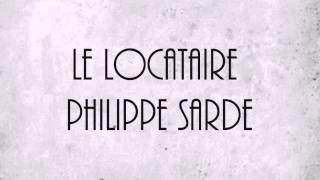 Trilha Sonora do Documentário - Cine Belas Artes - Le Locataire - Philippe Sarde