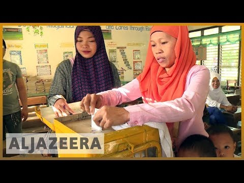🇵🇭Philippines' Muslim region votes on new autonomy law | Al Jazeera English
