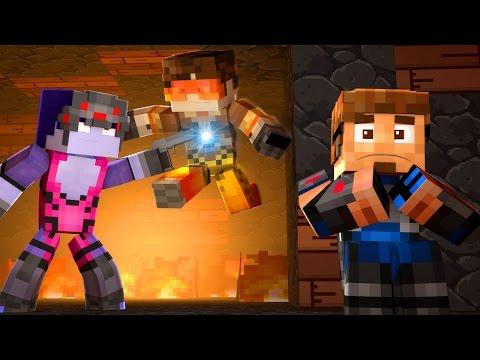 "Minecraft OVERWATCH UPRISING - Ep 1: ""HEROES NEVER DIE!"" (Minecraft Roleplay) #1"