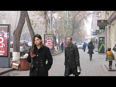Yerevan, 21.12.17, Tu, Video-2, Abovyan+Sayat Nova.