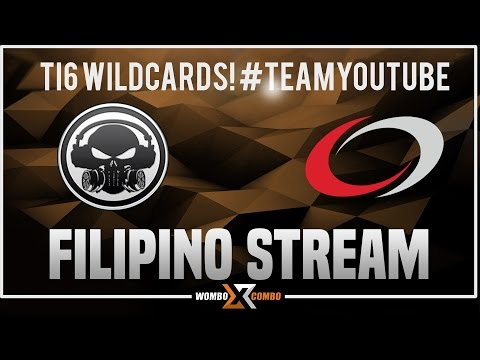 ABED MEEPO!!! Execration vs. Complexity The International 6 Wildcards game 2