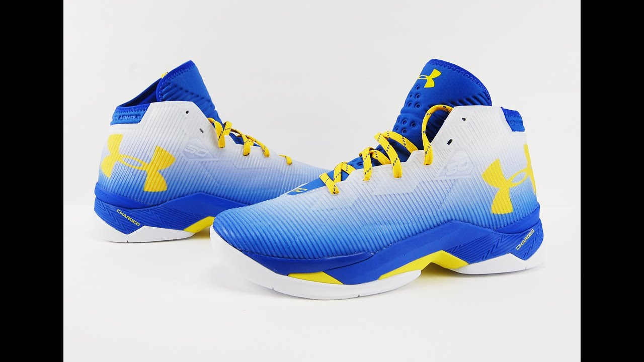 Curry Under Armour 2