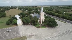 Annunciation of the Blessed Virgin Mary Parish - St. Hedwig, Texas
