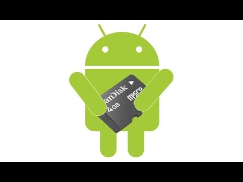 Как копировать файлы с Андроида на карту памяти