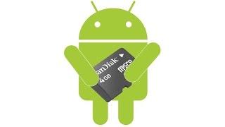 Как копировать файлы с Андроида на карту памяти(Во многих моделях смартфонов и планшетов имеется слот для microSD карты памяти, что позволяет существенно..., 2014-12-05T08:47:05.000Z)