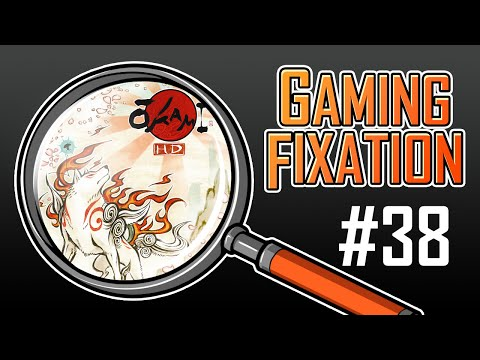 Okami HD Part 38: Boat of Boos and Boobs - Gaming Fixation  