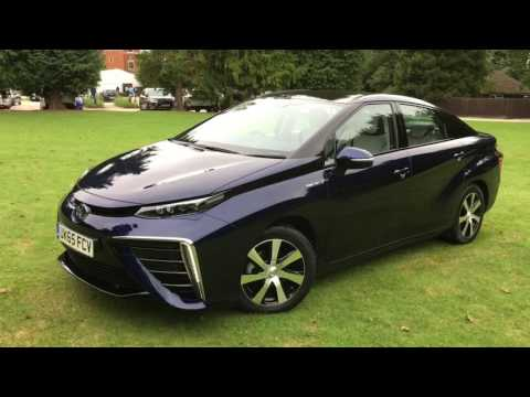 Toyota Mirai- Exchange and Mart Review