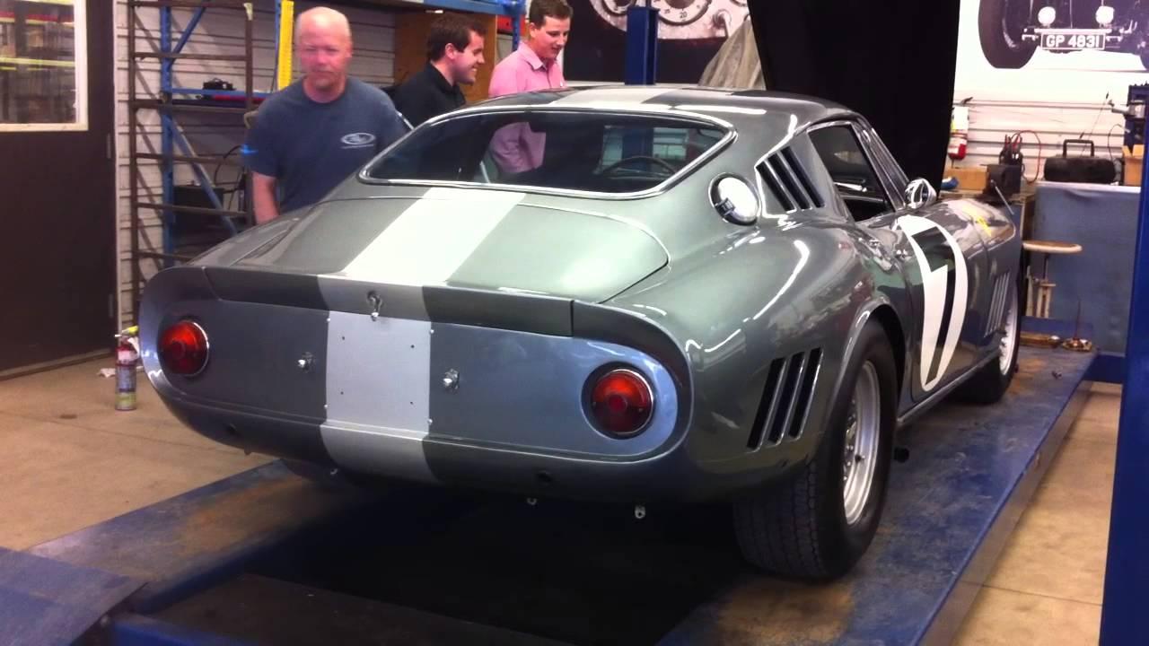 Monterey 2014: 1964 Ferrari 275 GTB/C Speciale By