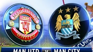 FIFA 07 PC | Friendly Match | Manchester City vs Manchester United