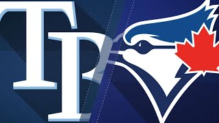 Adames leads Rays to 3-1 win over Blue Jays: 8/11/18