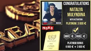Real Gold отзыв клиента Наталья Мулындина Россия