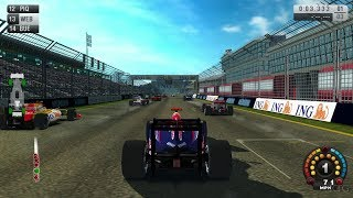 F1 2009 Wii Gameplay HD (Dolphin Emulator)