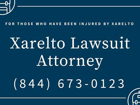 Xarelto Lawsuit Attorney Largo FL | 844-673-0123 | Top Xarelto Lawyer Largo Florida
