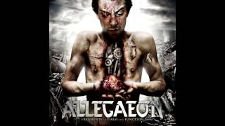 Allegaeon - Across the Folded Line (Fragments of Form and Function) (HQ)