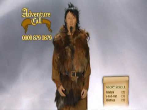 Limmy's Show - Adventure Call - An old mate calls the show.