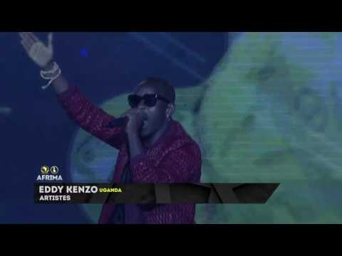 Eddy Kenzo Viva Africa Live Perfomance At The AFRIMA Awards 2016