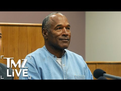 O.J. Simpson: First Video After Release | TMZ Live