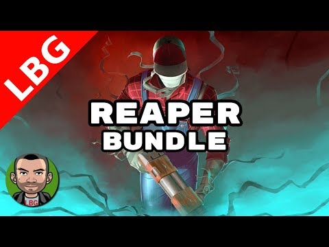 Fanatical Reaper Bundle | 10 Games For $5
