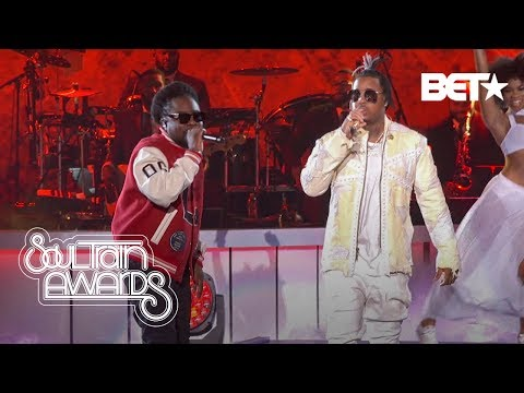 """Wale Performs """"On Chill"""" and """"Sue Me"""" With Jeremih & Kelly Price! 