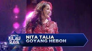 Goyaaang Teruuss Bareng Nita Talia [GOYANG HEBOH] -  RTKR (16/12)