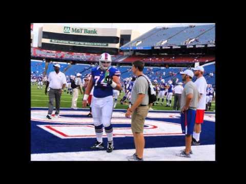 On The Field At Ralph Wilson Stadium/ The 2012 Buffalo Bills