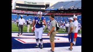 On The Field At Ralph Wilson Stadium/ The 2012 Buffalo Bills