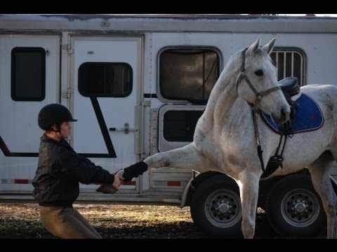 Eventing Horse Clinic with Jim Wofford  2013
