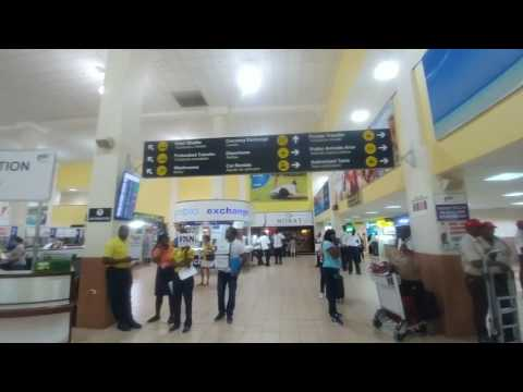 Montego Bay Jamaica Airport What To Expect When You Arrive - Create The Moment Travel