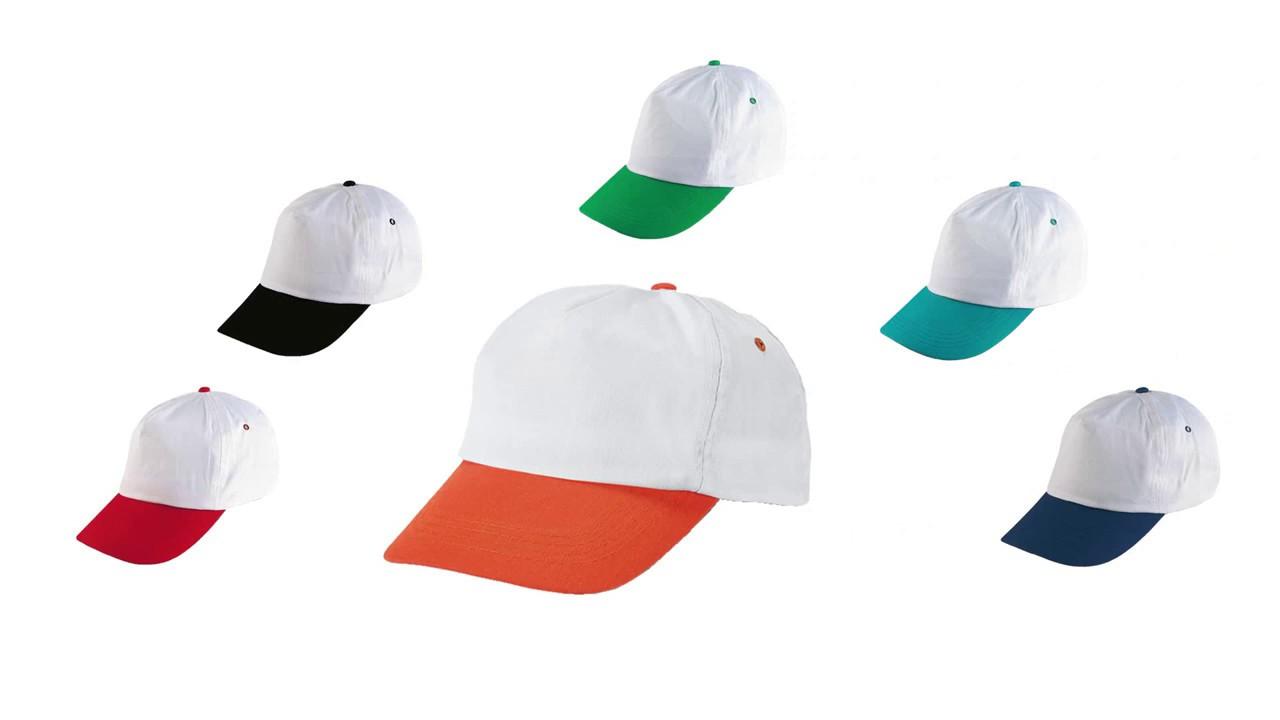 🎁 Gorras Personalizadas 3 - Gorra Bicolor - YouTube 75fd9da82be