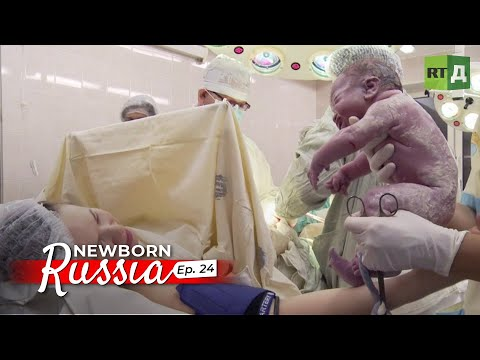 Urgent C-section To Save The Lives Of Mother And Child. Newborn Russia (E24)