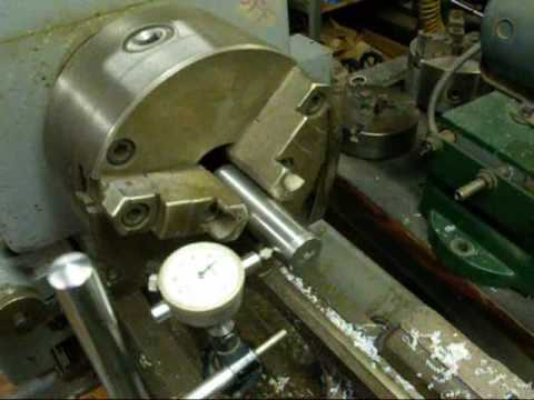 Three Jaw Chucks on Atlas Clausing Hardinge Lathes part 1 tubalcain