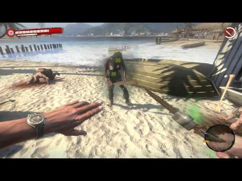 How To Mod Dead Island Riptide Unlimited Ammo