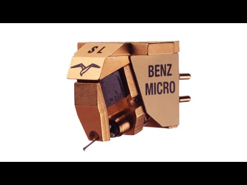 Audio Advisor Review - Benz-Micro Glider S Class MC Phono Cartridge
