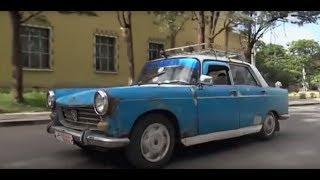 Taxi Peugeot 404 en Ethiopie - plus d'un million de KM !