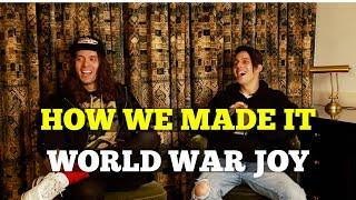 How We Made It - World War Joy Tour - The Chainsmokers