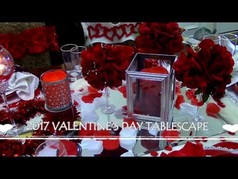 Home Decor/DIY's Valentines Day Tablescape