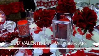 Home Decor/DIY's Valentines Day Tablescape
