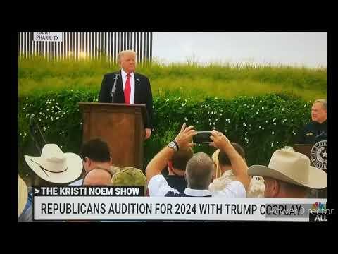 Trumplican Cult Scheming For 2024 At Cosplay Rally In South Dakota/Sturgis By Joseph Armendariz