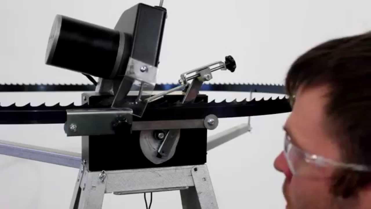 Woodland Mills Bandsaw Blade Sharpener Khmertracks