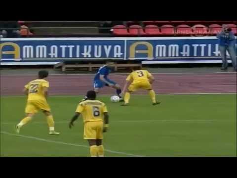 Tampere United - PFC Levski Sofia 1. Jakso