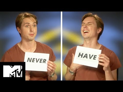 THE FESTIVAL Cast Play NEVER HAVE I EVER! | MTV Movies