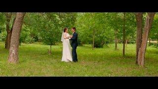 Свадебный танец. Вася и Настя