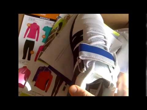 More Mile Weight Lifting Shoes - Nuove Scarpe Squat - YouTube 0f31d430c