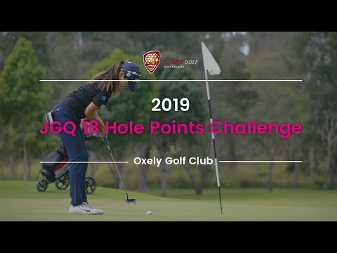 2019 Oxley Points Challenge